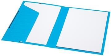 Jalema elastomap Secolor voor ft folio, blauw