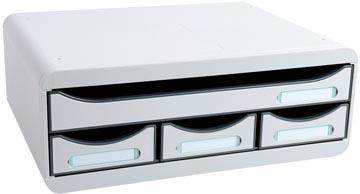 Exacompta ladenblok Toolbox Mini, lichtgrijs