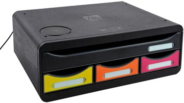 Exacompta ladenblok Toolbox Mini versie QI, harlekijn