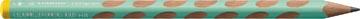 STABILO EASYgraph S Pastel potlood, HB, 3,15 mm, voor linkshandigen, groen