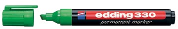 Edding permanente marker e-330 groen