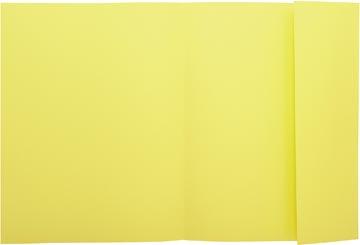 Exacompta dossiermap Super 210, pak van 50 stuks, geel