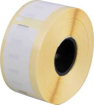 Etiquettes compatibles Dymo LabelWriter ft 25 x 54 mm, blanc, paquet de 500 étiquettes