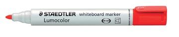 Staedtler marqueur pour tableaux blancs Lumocolor rouge