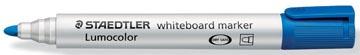 Staedtler marqueur pour tableaux blancs Lumocolor bleu