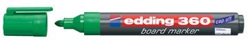edding whiteboardmarker 360 groen