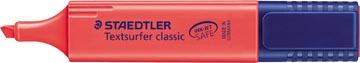 Staedtler Markeerstift Textsurfer Classic rood