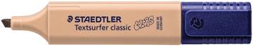 Staedtler Markeerstift Textsurfer Classic, zand pastel