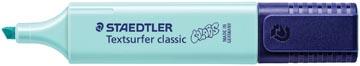 Staedtler Markeerstift Textsurfer Classic, munt pastel