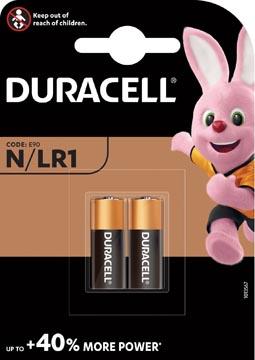 Duracell piles Security MN1900, blister de 2 pièces