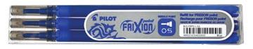 Pilot recharges pour Frixion Point, bleu