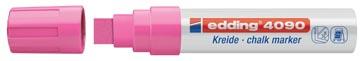 Edding Marqueur craie e-4090 rose vif