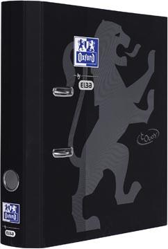 Oxford Touch ordner uit karton, voor ft A4, rug van 8 cm, zwart