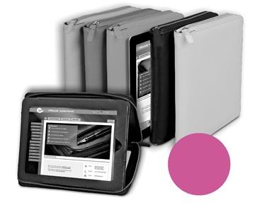 Alassio by Jüscha case voor 9,7 inch tablets, roze