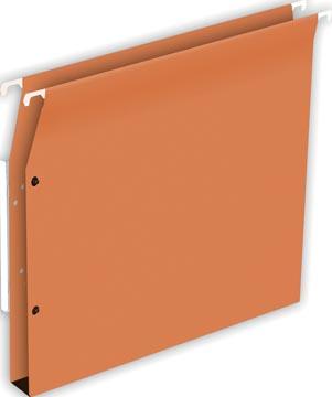 Pergamy hangmappen voor kasten ft A4, bodem 30 mm, oranje