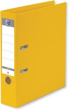 Oxford Smart Pro+ classeur, pour ft A4, dos de 8 cm, jaune