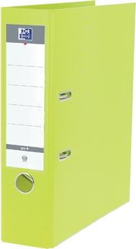 Oxford Smart Pro+ classeur, pour ft A4, dos de 8 cm, vert clair