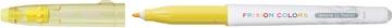Frixion Color viltstift, geel