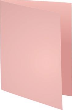 Exacompta dossiermap Forever 180, ft A4, pak van 100, roze