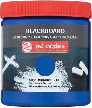 Talens Art Creation peinture de tableau noir, bleu nuit