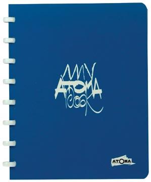 Atoma cahier My Atoma Book Collection ft A4, quadrillé commercial