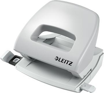 Leitz perforator 5038 lichtgrijs