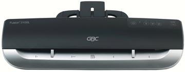 GBC machine à plastifier Fusion 3100L pour ft A3, 3 paquets de pochettes inclus (2 + 1 gratuit)