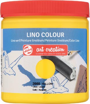 Talens Art Creation peinture linoléum, jaune