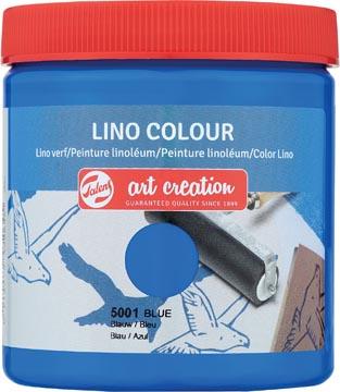 Talens Art Creation peinture linoléum, bleu