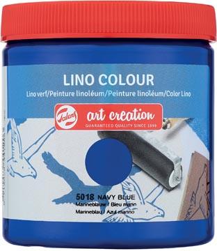 Talens Art Creation peinture linoléum, bleu marin