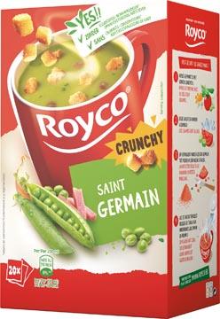 Royco Minute Soup St. Germain met croutons, pak van 20 zakjes
