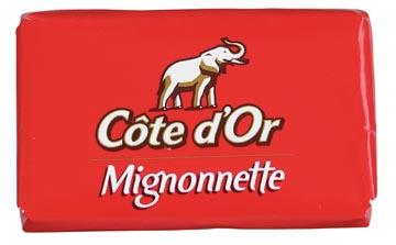 Côte d'Or chocolade Mignonnette, melkchocolade, doos van 120 stuks