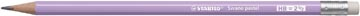 STABILO Swano pastel potlood, HB, met gom, paars