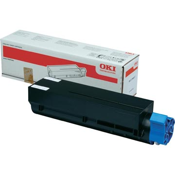 Oki Toner Kit - 12000 pagina's - 44917602