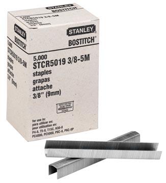 Bostitch Nietjes STCR501910E (10 mm), voor PC8000, doos van 5.000 nietjes