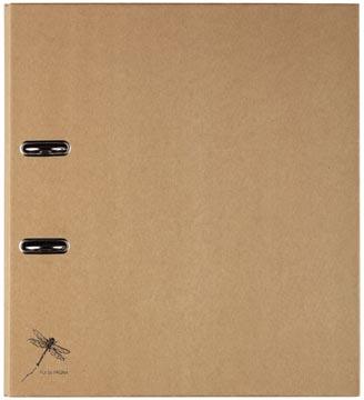 Pagna classeur à levier Pur pour ft A4, dos de 7,5 cm, brun