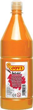 Jovi gouache, bouteille de 1000 ml, orange