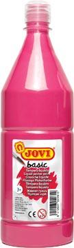 Jovi gouache, bouteille de 1000 ml, magenta
