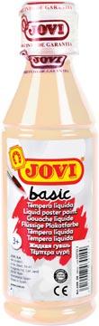 Jovi plakkaatverf, fles van 250 ml, vleeskleur