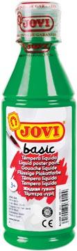 Jovi plakkaatverf, fles van 250 ml, donkergroen