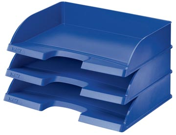 Leitz brievenbak voor ft A4 blauw