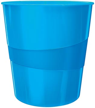 Leitz WOW Papiermand, blauw