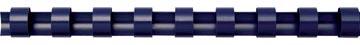 Fellowes reliures, paquet de 100 pièces, 14 mm, bleu