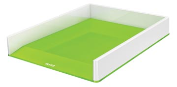 Leitz WOW brievenbakje groen