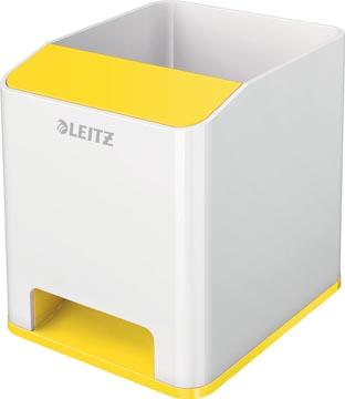 Leitz WOW pennenbakje geel