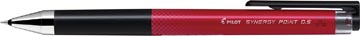 Pilot Gelroller Synergy Point rood