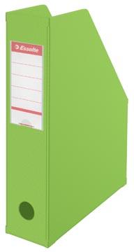 Esselte VIVIDA tijdschriftencassette, ft A4, karton, groen