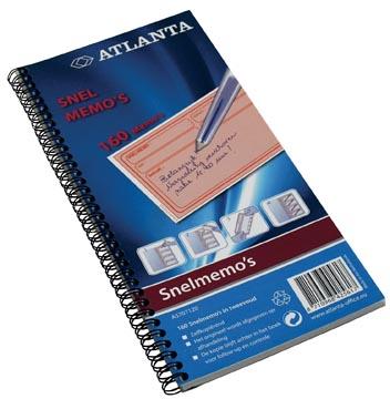 Atlanta snelmemo, 160 memo's