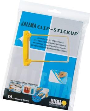 JalemaClip-Stickup relieur, sachet de 100 pièces