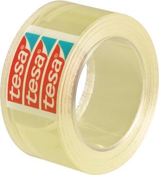 Tesafilm transparante tape, ft 19 mm x 10 m, 8 rolletjes